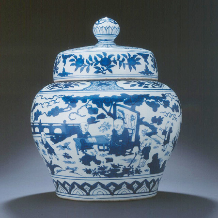 Ming-dynasty-jar
