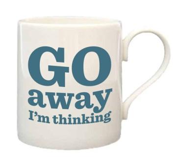 Thinking-mug