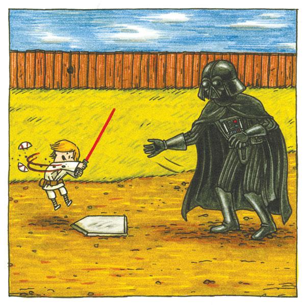 Vader ball