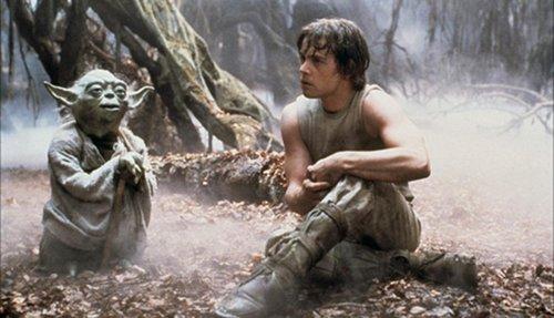 Yoda luke